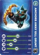 Series 3 Gill Grunt card