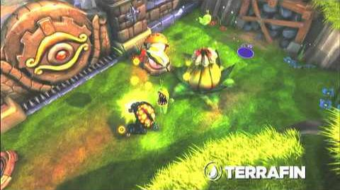 Skylanders Spyro's Adventure - Terrafin Preview Trailer (It's Feeding Time)