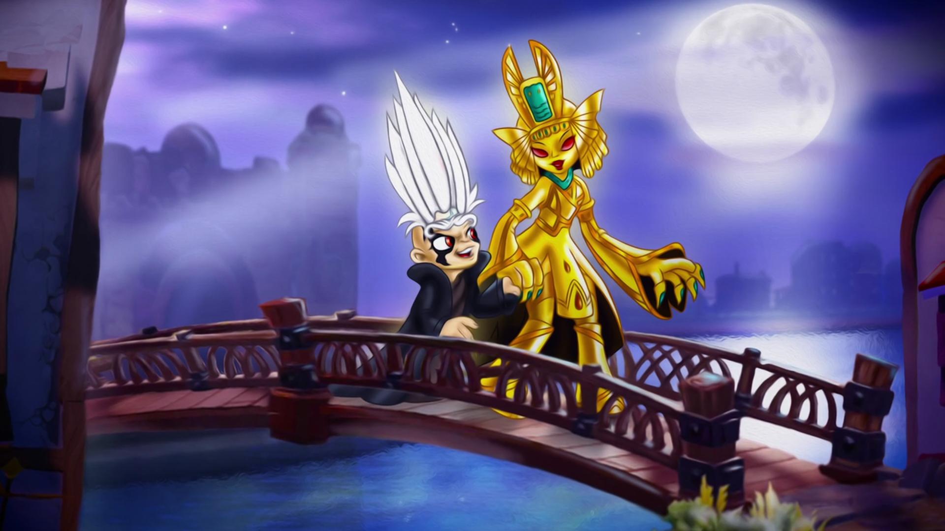 Golden Queen (Skylanders Academy)/Gallery