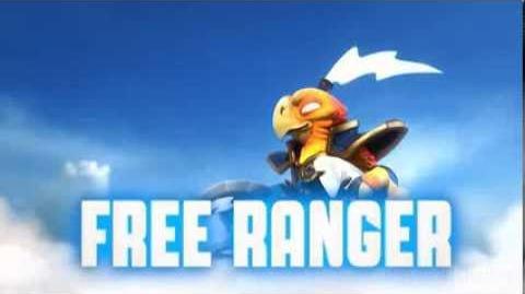 Skylanders Swap Force - Free Ranger Soul Gem Preview Whip Up a Storm)