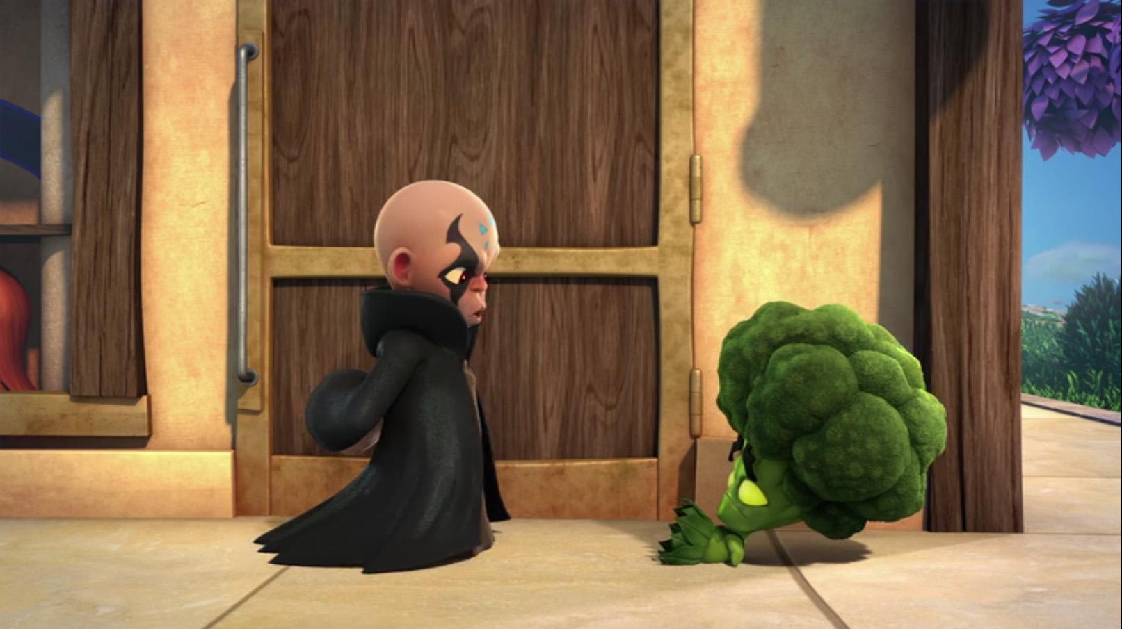 Broccoli Guy (Skylanders Academy)/Gallery