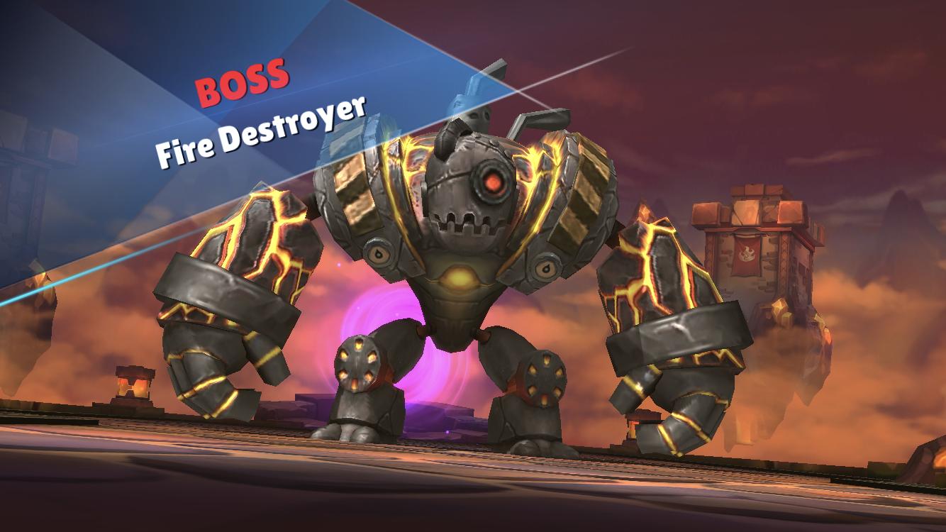 Elemental Destroyers
