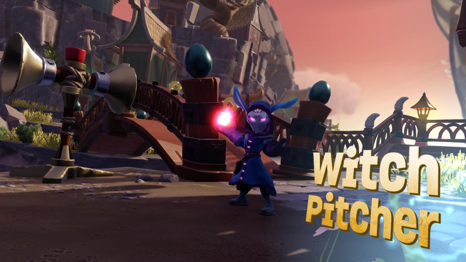Witch Pitchers