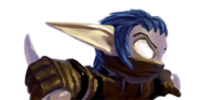 Portrait ssf stealth elf dark ninja