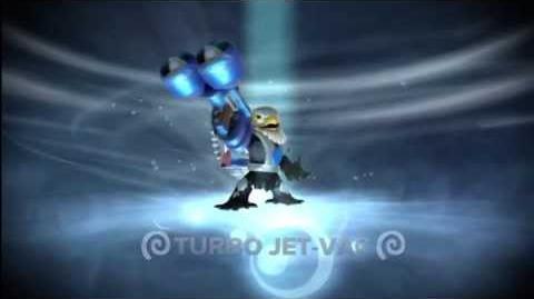 Skylanders Swap Force - Turbo Jet-Vac Gameplay