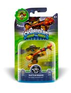 Skylanders swap force rattle shake