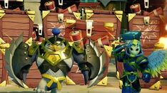 Official Skylanders Imaginators Reveal Gameplay Trailer