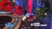 Meet the Skylanders Dark Food Fight