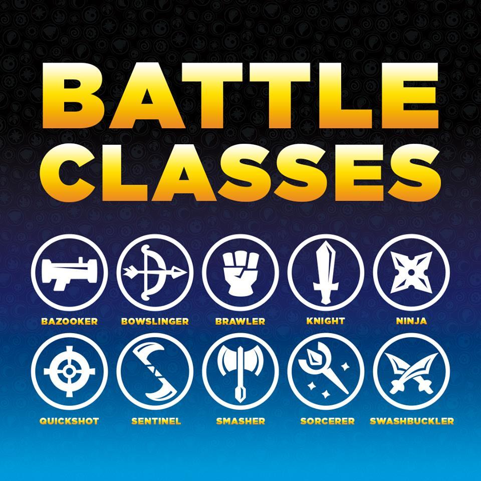 Battle Classes