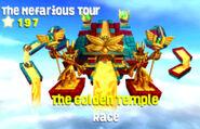 Golden Temple 3DS