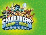 Los posters de Skylanders - Swap Force