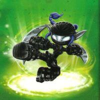Skylanders swap force figure ninja stealth elf