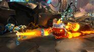 LL Eruptor in game 2