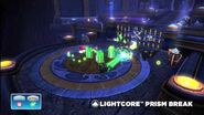 Meet the Skylanders LightCore Prism Break