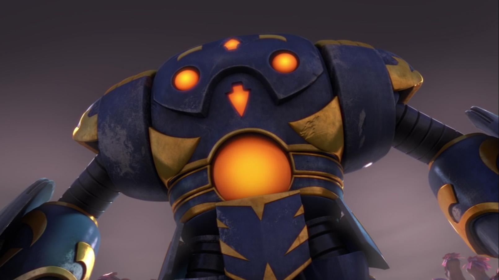 Arkeyan Robots (Skylanders Academy)