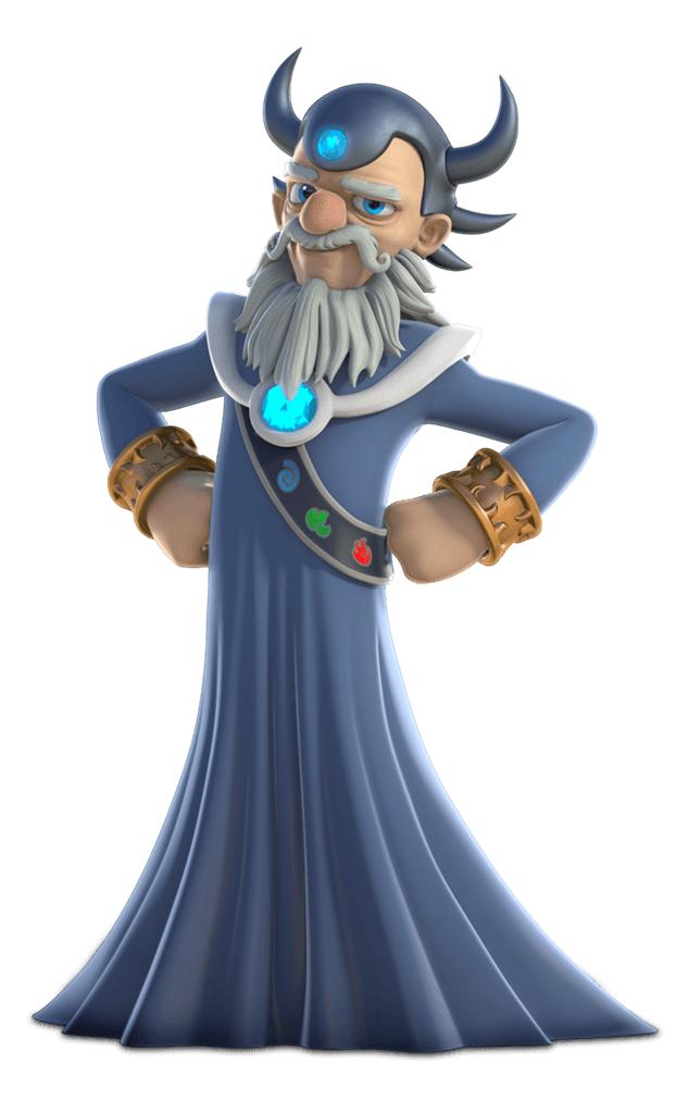 Master Eon (Skylanders Academy)