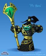 Pit boss skylanders
