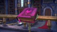 S1E11 Book of Dark Magic