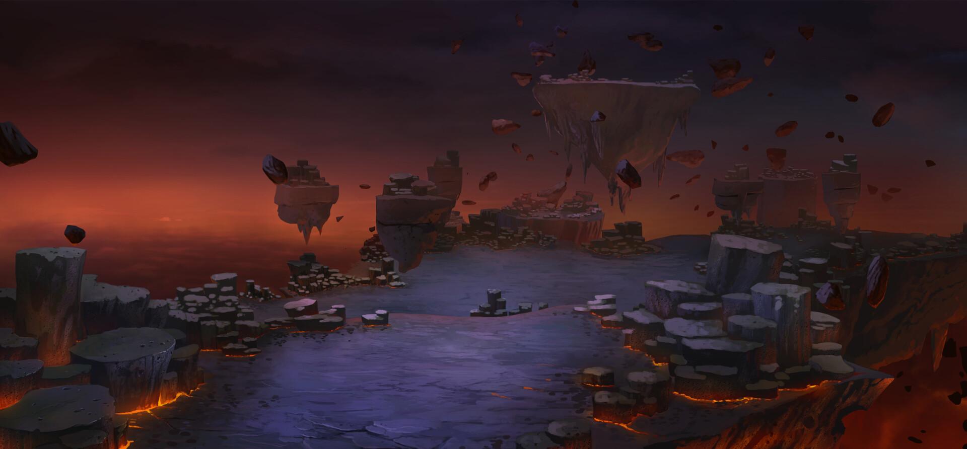 Underworld (Skylanders Academy)
