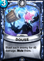 Douse Animated