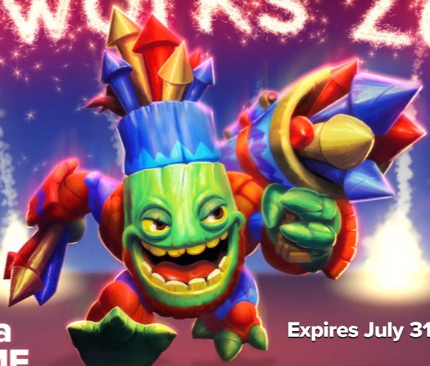 Fireworks Zook