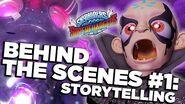 OFFICIAL Skylanders SuperChargers Behind the Scenes Storytelling