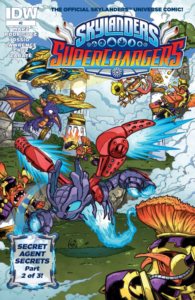 SuperChargers Issue 2