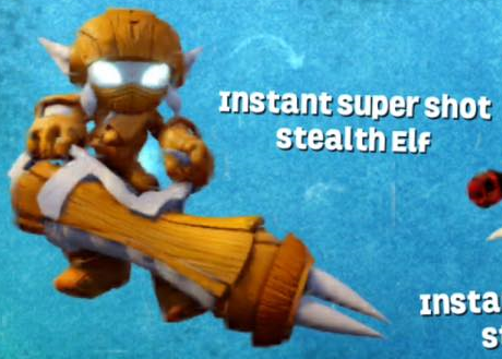 Instant Super Shot Stealth Elf