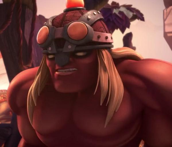 Ka-Boom (Skylanders Academy)