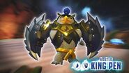 Skylanders Imaginators - King Pen Soul Gem Preview