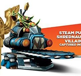 Steampunk Shrednaught