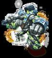 Crusher Transparent Render