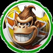 Turbo Charge Donkey Kong Icon