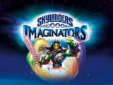 Los posters de Skylanders - Imaginators