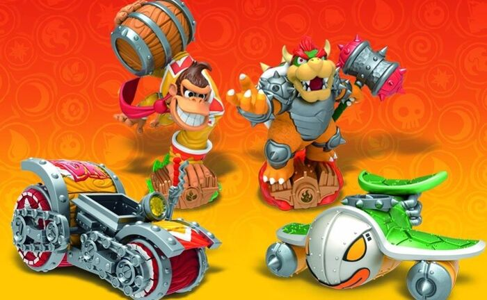 5 - Superchargers - poster 4 - Bowser And Donkey Kong Skylanders.jpg