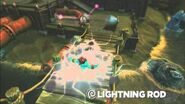 Skylanders Spyro's Adventure - Lightning Rod Preview Trailer (One Strike and You're Out)