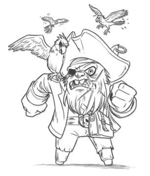 Captain Grimslobber