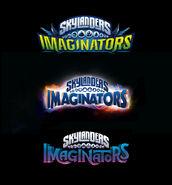 Skylanders imaginators early logos