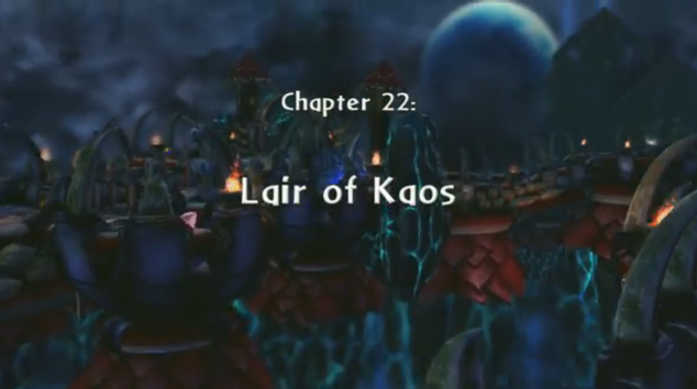 Lair of Kaos