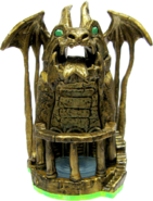 Dragon's Peak Figure