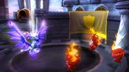 Flashwing spiel