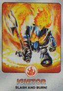 Ignitor Card