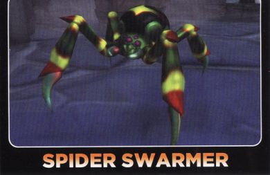 Spider Swarmers