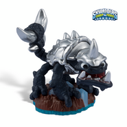 Dark Slobber Tooth toy