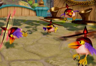 Buzzer Beaks