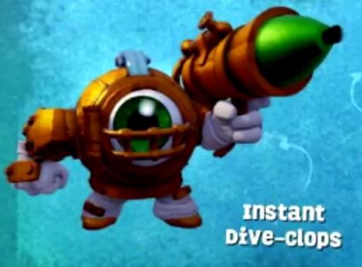 Instant Dive-Clops
