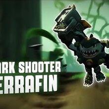 Skylanders SuperChargers - Shark Shooter Terrafin's Soul Gem Preview (It's Feeding Time)