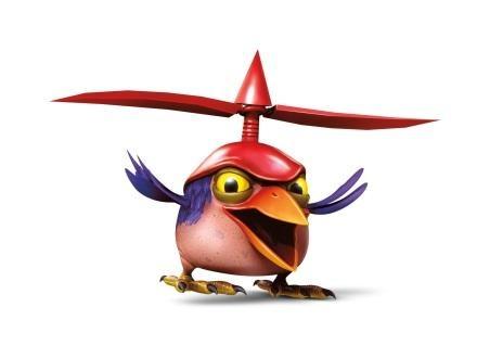 Buzzer Beak (villain)
