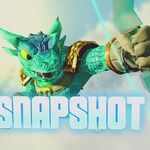 Skylanders Trap Team - Snap Shot's Soul Gem Preview (Croc and Roll)