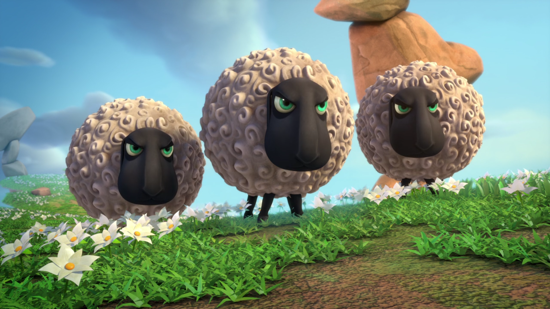 Sheep (Skylanders Academy)